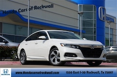 2019 Honda Accord EX-L 2.0T Sedan for Sale Rockwall TX