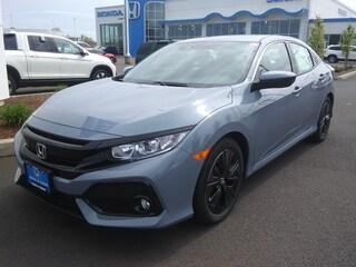 New 2019 Honda Civic EX Hatchback Salem, OR