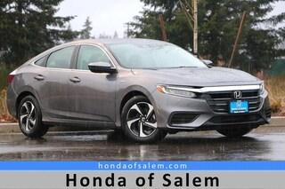 New 2021 Honda Insight EX Sedan Salem, OR