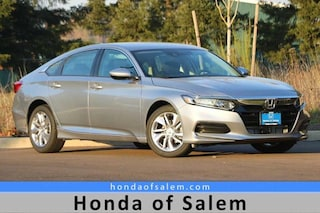 New 2020 Honda Accord LX 1.5T Sedan Salem, OR