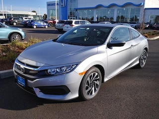 New Honda Civic 2018 Honda Civic LX Coupe in Salem, OR