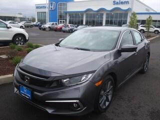 New 2019 Honda Civic EX Sedan Salem, OR