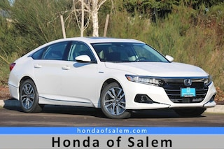 New 2021 Honda Accord Hybrid EX-L Sedan Salem, OR