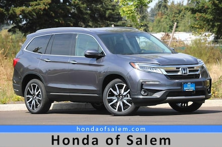 2021 Honda Pilot Elite AWD SUV Salem, OR