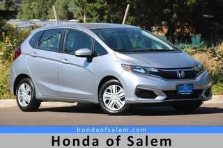 New 2020 Honda Fit LX Hatchback Salem, OR