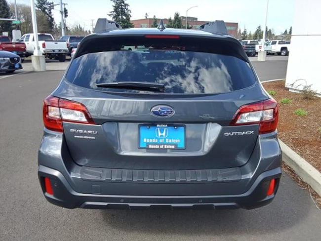 Used 2018 Subaru Outback SUV Magnetite Gray For Sale in Salem OR