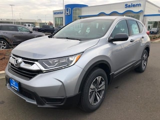 New 2019 Honda CR-V LX AWD SUV Salem, OR