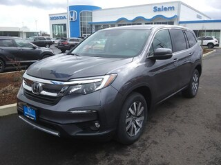 New 2019 Honda Pilot EX-L AWD SUV Salem, OR