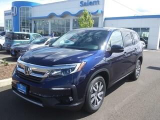 New 2019 Honda Pilot EX-L AWD SUV Salem, OR