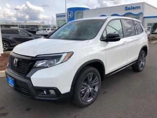New 2019 Honda Passport EX-L AWD SUV Salem, OR
