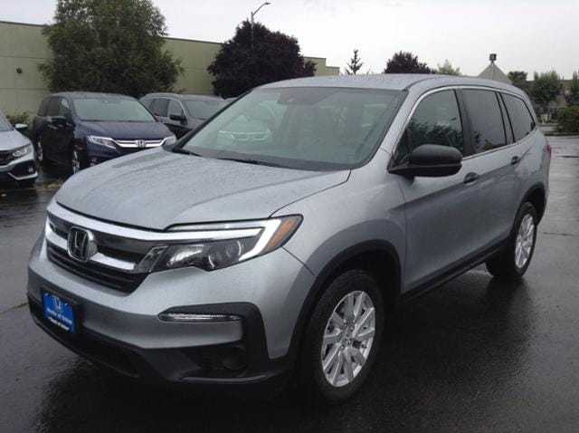 2019 Honda Pilot LX AWD SUV Salem, OR