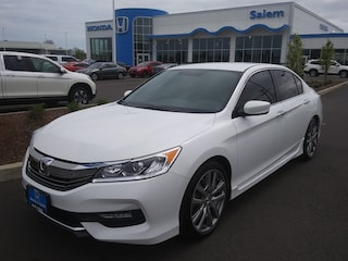 Used 2017 Honda Accord Sport Sedan Salem, OR