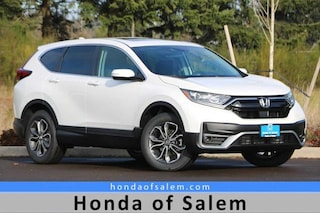 New 2020 Honda CR-V EX AWD SUV Salem, OR