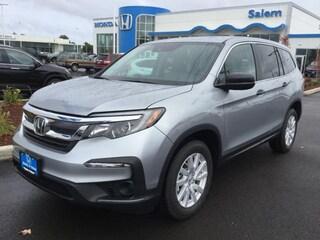 New 2019 Honda Pilot LX AWD SUV Salem, OR