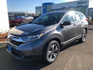 New 2019 Honda CR-V LX AWD SUV Salem, OR