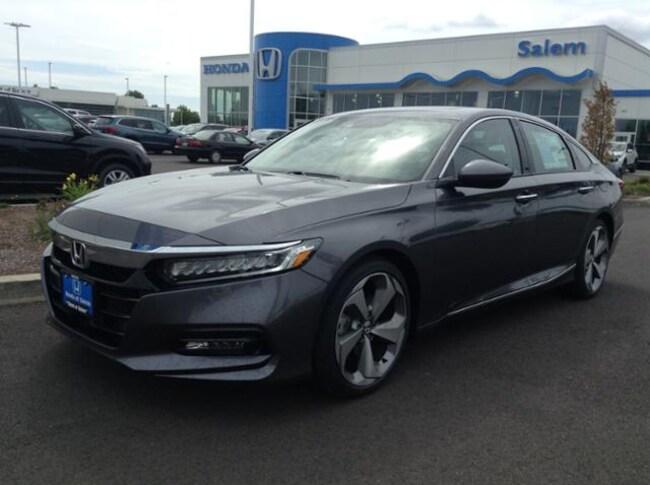 New 2018 Honda Accord Touring Sedan Salem, OR