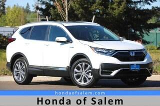 New 2020 Honda CR-V Hybrid Touring SUV Salem, OR