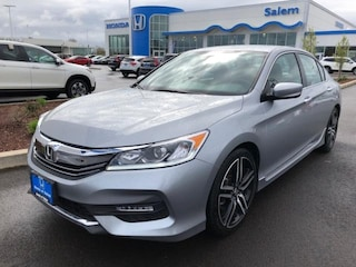 Used 2016 Honda Accord Sport Sedan Salem, OR