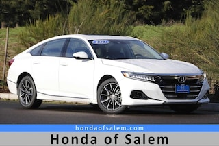 New 2021 Honda Accord EX-L 1.5T Sedan Salem, OR