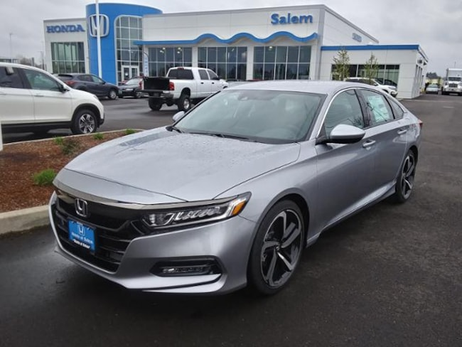 New 2019 Honda Accord Sport Sedan Salem, OR