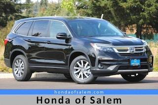 New 2021 Honda Pilot EX-L AWD SUV Salem, OR