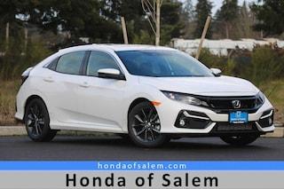 New 2021 Honda Civic EX Hatchback Salem, OR