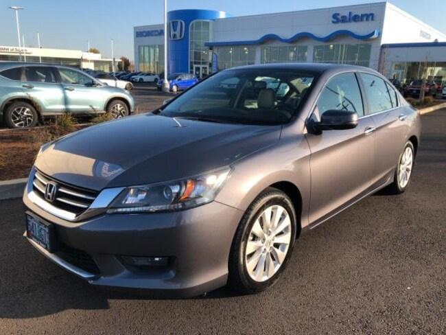 Used 2015 Honda Accord EX-L Sedan Salem, OR