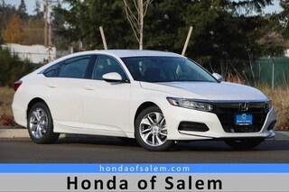 New 2020 Honda Accord LX 1.5T Sedan in Salem, OR