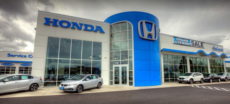 Beaverton Car Dealerships >> Why Buy From Honda of Salem?