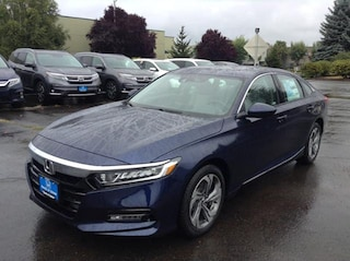 New 2018 Honda Accord EX Sedan Salem, OR
