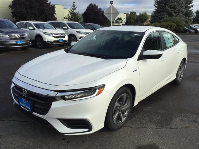 2019 Honda Insight LX Sedan Salem, OR