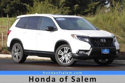 2021 Honda Passport EX-L AWD SUV Salem, OR