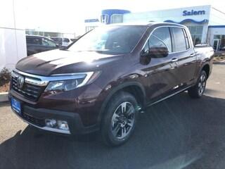 New 2019 Honda Ridgeline RTL-E AWD Truck Crew Cab Salem, OR