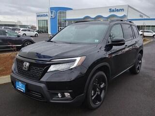 New 2019 Honda Passport Elite AWD SUV Salem, OR