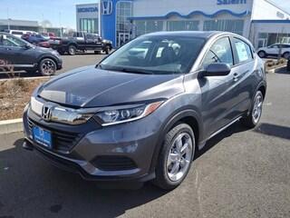 New 2019 Honda HR-V LX AWD SUV Salem, OR