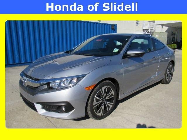 New 2018 Honda Civic Coupe EX T For Sale   Honda Of Slidell   SKUJH355362