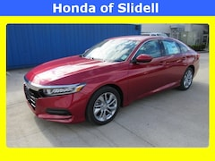 2018 Honda Accord Sedan LX Sedan Front Wheel Drive Automatic for sale in Slidell