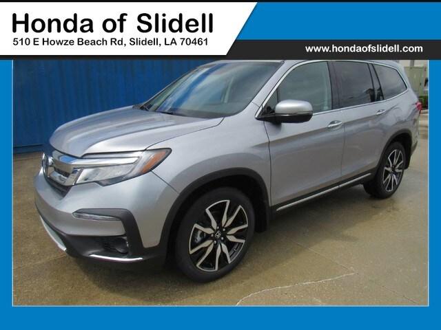 Honda Of Slidell >> New 2019 Honda Pilot Elite For Sale Honda Of Slidell Skukb015837