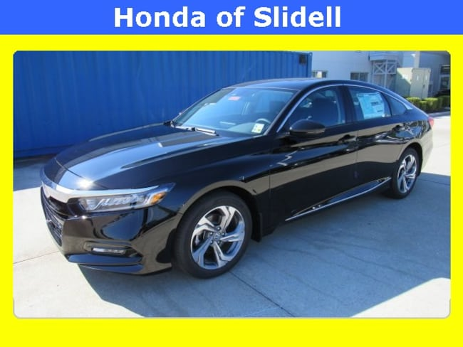 2018 Honda Accord Sedan EX-L Navigation Sedan