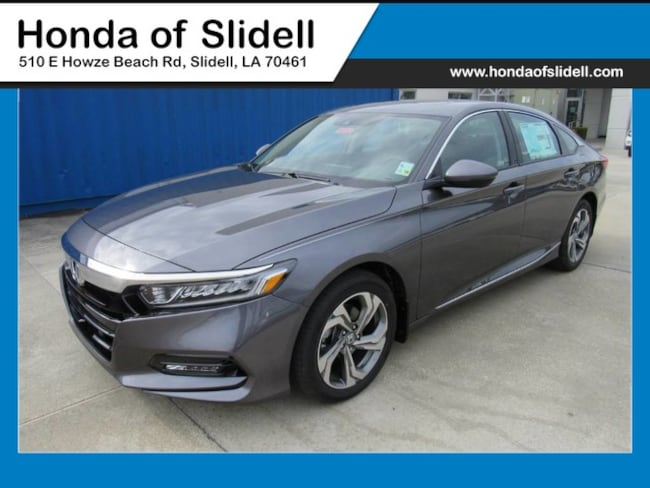 2018 Honda Accord Sedan EX-L 1.5T Sedan
