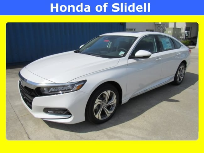 2018 Honda Accord Sedan EX-L 2.0T Sedan