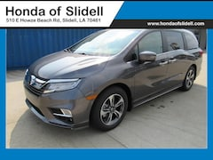 2019 Honda Odyssey Touring Minivan Front Wheel Drive Automatic for sale in Slidell