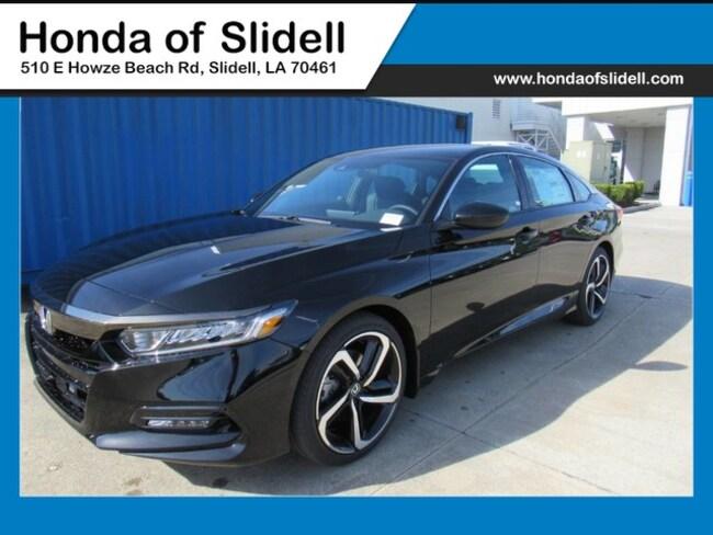 2019 Honda Accord Sedan LX 1.5T Sedan