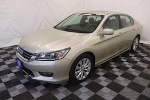 2015 Honda Accord EX Sedan