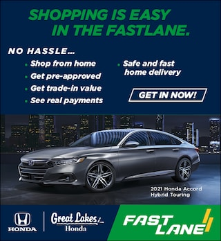 Great Lakes Honda Fastlane