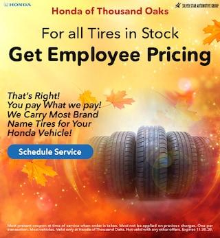 Get Employee Pricing
