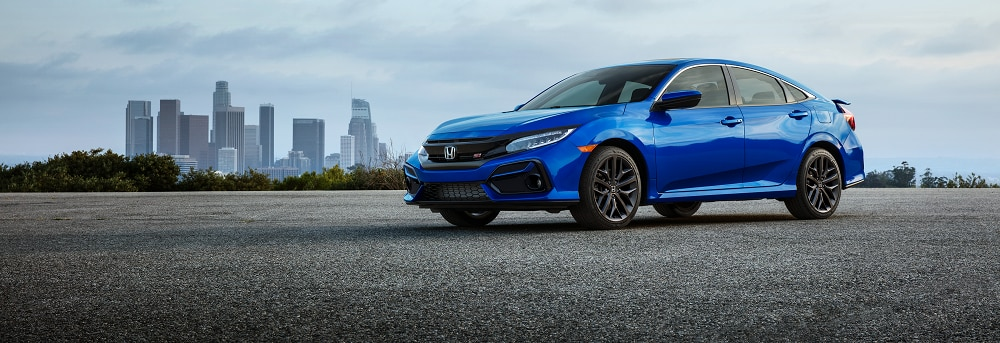 New Honda Civic near Oxnard