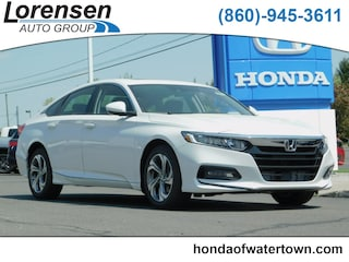 New 2018 Honda Accord EX Sedan near Watertown CT