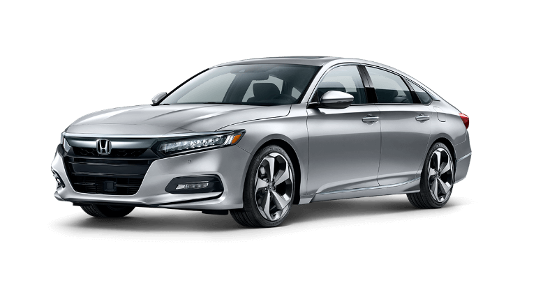 2020 Honda Accord Touring in lunar silver
