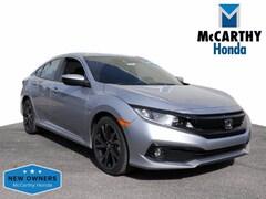 New 2020 Honda Civic Sport Sedan for sale in Overland Park, KS